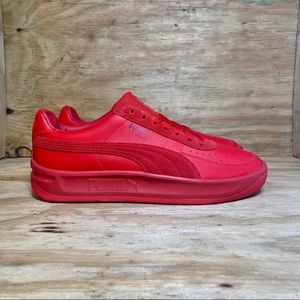 PUMA GV Special Triple Red Shoes